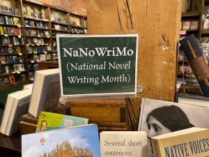 NaNoWriMo, Novel Writing, Bookclubs, Norwegian-Americans, Dolls House, Henrik Ibsen, Great Reads, Author's Desk