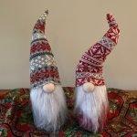 Julenisse, gnomes, norwegian folklore, norwegian christmas, dolls house, searching for nora