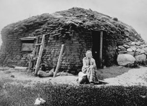 Pioneers, Norwegian-Americans, sod house, prairie life, Searching for Nora