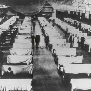 Spanish Flu Epidemic 1918