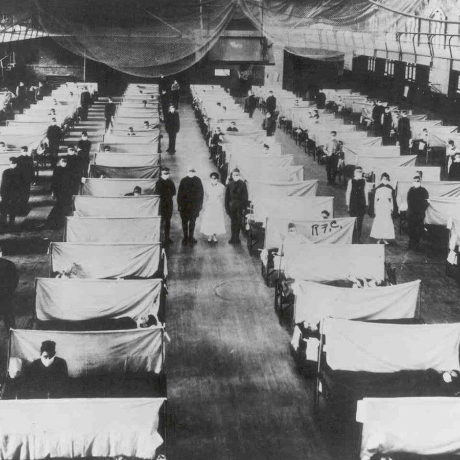 Spanish Flu Epidemic 1918