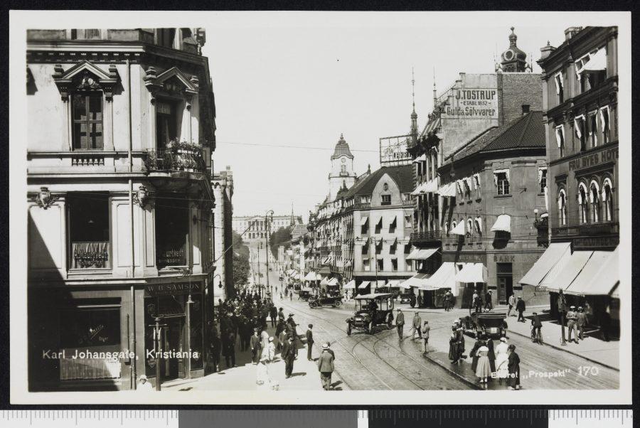 Norwegian history, Oslo, Norwegian Americans, Ibsen, Dolls House