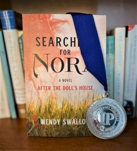 searching for nora, IPPY award, doll's house, Henrik Ibsen, Norwegian Americans