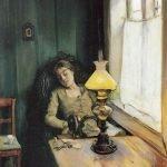 Norwegian history, Christian Krohg, Searching for Nora