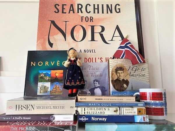Henrik Ibsen, Searching for Nora, Norwegian History, Norwegian Immigration