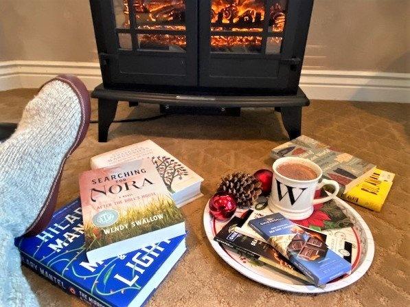 Scandinavian, Christmas, books, chocolate, norwegian-Americans, Dolls House, Nora Helmer