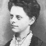 Portrait of woman Henrik Ibsen based Nora Helmer on